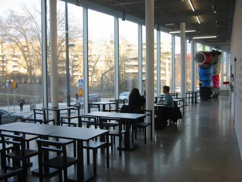 Spetsen på Bonniers Konsthall
