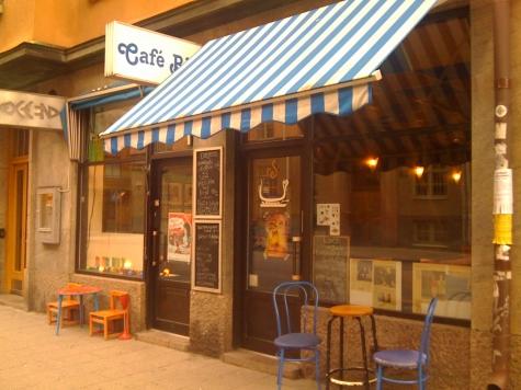 Café Blå