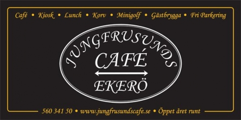 Jungfrusunds Café