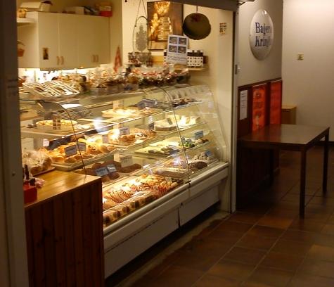 Kiosk och Café Lidingö Sjukhus