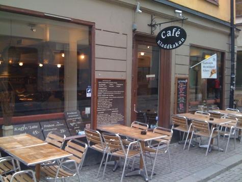 Café Kladdkakan