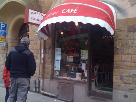 Lisas Cafe och Hembageri
