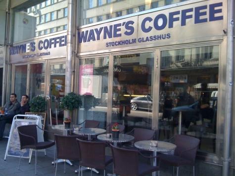 Waynes Coffee