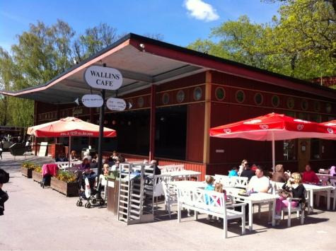 Wallins Café