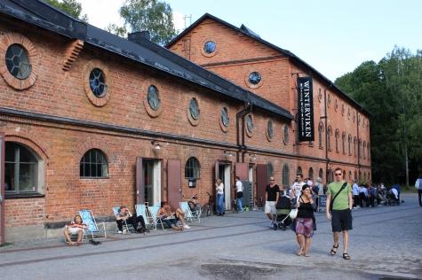 Wintervikens Café, Konferens och Festvåning