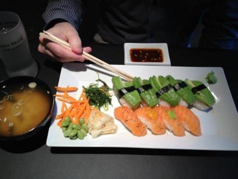 sushi årsta torg