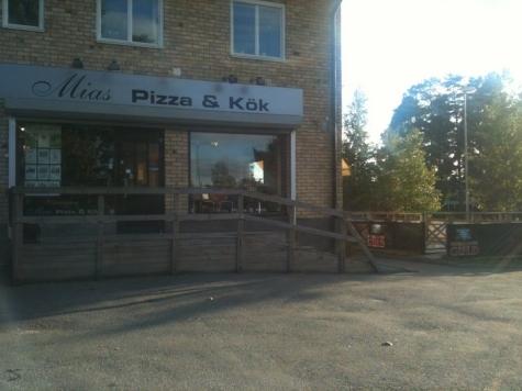 kronans pizza brandbergen