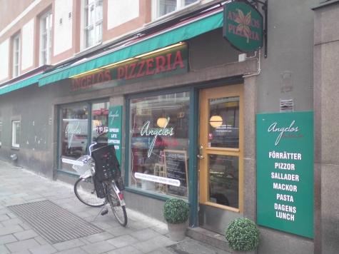Pizzabutik Angelos