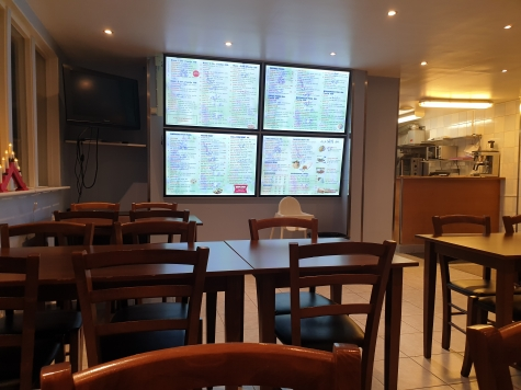 VTS Pizza Kebab Grill