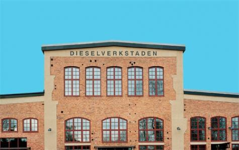 Café och Bistro Voltaire Dieselverkstaden