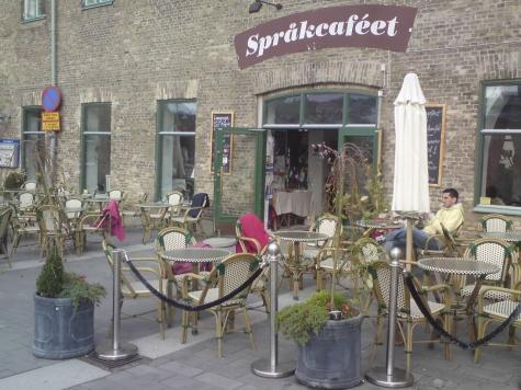 Språkcaféet