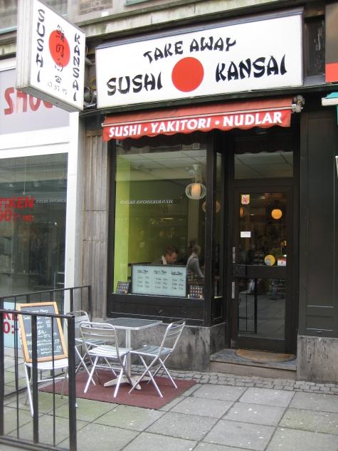 Kansai Sushi Bar
