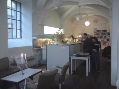 Färgfabrikens Kafé