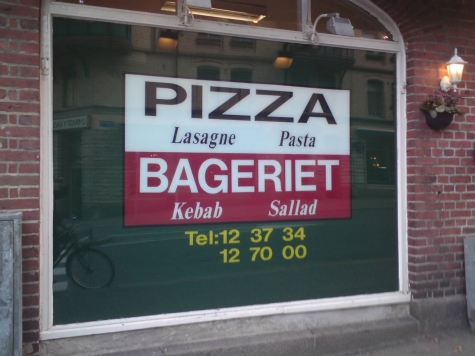 pizzabageriet