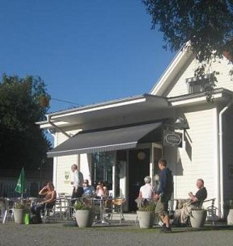 Viggbyholms Stationskafé