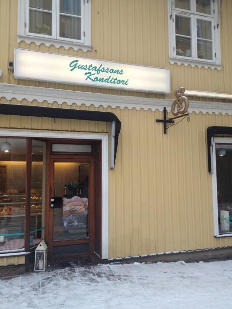 Gustafssons Konditori och Bageri