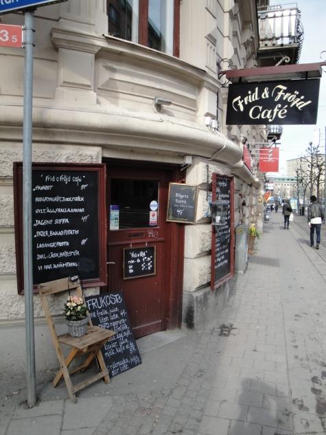 Frid och Fröjd Café