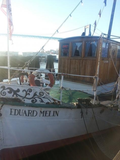 Ångbåtscaféet Eduard Melin
