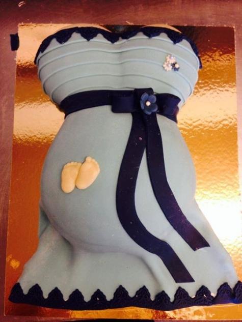 Cafekartan Se Bageri Brantingstorg Babyshowertarta