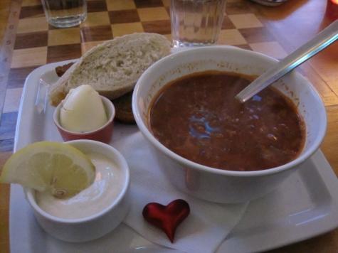 Rosas Pensionat Cafe och Restaurang