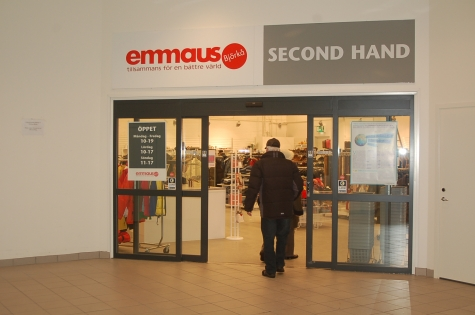 Geting second hand borås