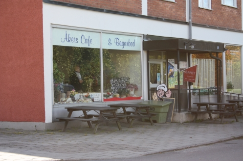 Åkers Café & Bagarbod