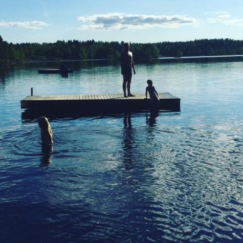 Jämnesjön (västra)