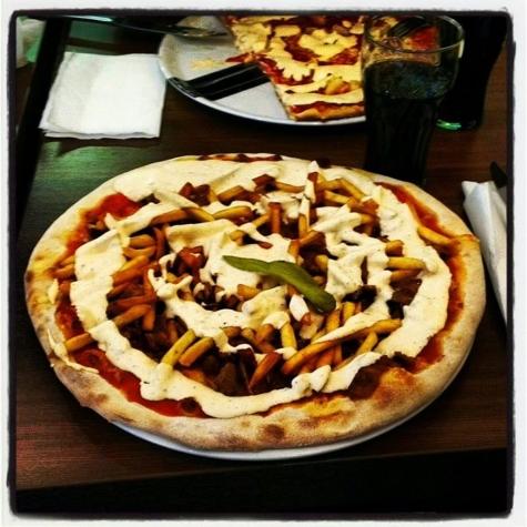 kronoparkens pizzeria