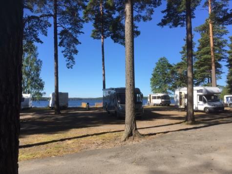 Revelbadets Camping