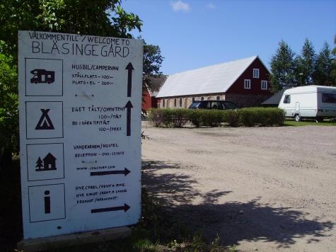 Bläsinge Gård - Kullabygden