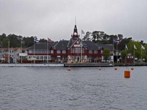 Seglarhotellet Sandhamn