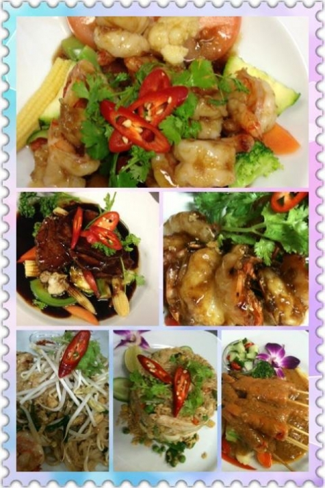 Orkide Thai Restaurang