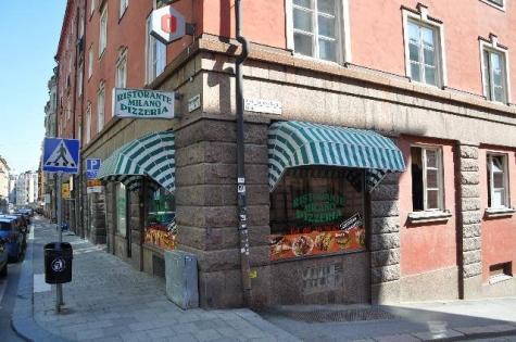 resa italienska avsugning nära Stockholm