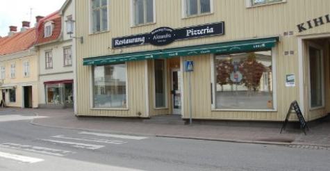 Pizzeria och Restaurang Alexandra