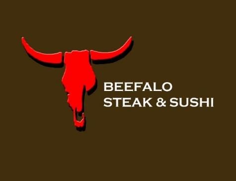 Beefalo Steak & Sushi