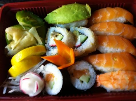sushi bar jönköping