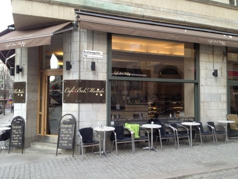 cafe på drottninggatan stockholm