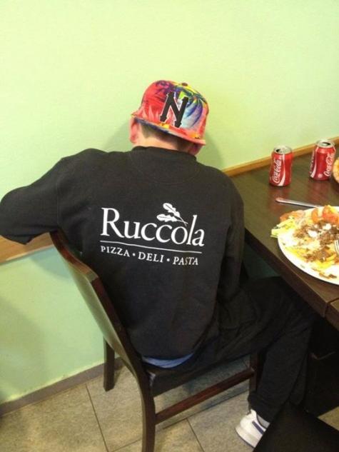 Ruccola Pizza Deli och Pasta