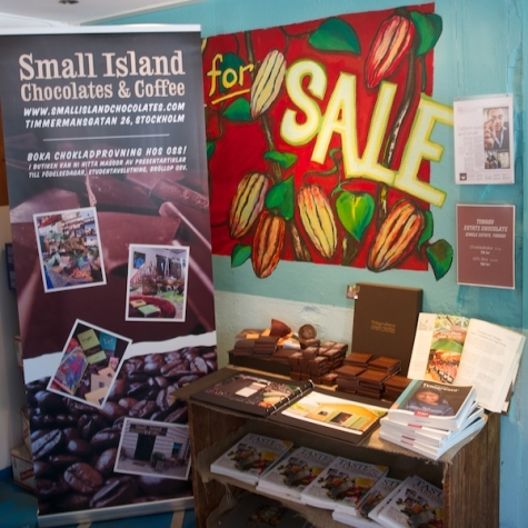 Small Island Chocolates & Coffee