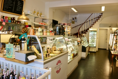 Sköna Gertruds Te och Kaffe