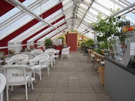 Brunnsvikens Trädgård och Café