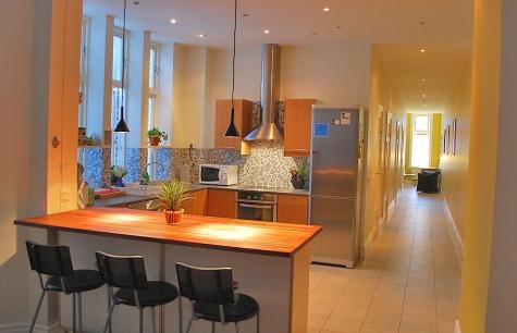 Cityroom och Apartments i Malmö
