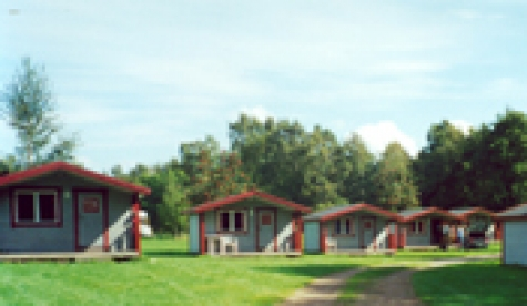Valle stugby o camping