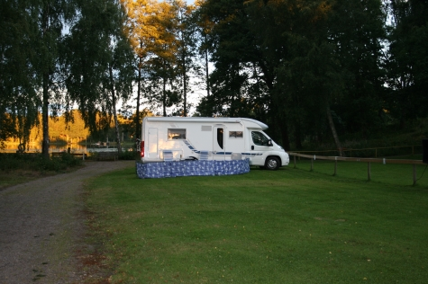 Solhagas Camping