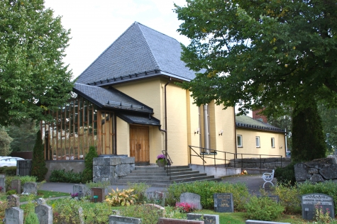Västerhaninge kapell