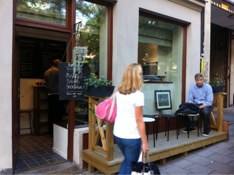 Cafe Hantverkargatan 9