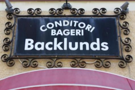 Backlunds Bageri och Konditori