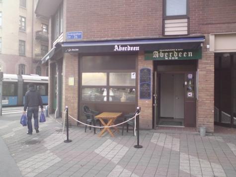 Aberdeen Restaurang