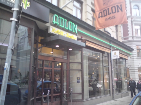 Adlon Hotell & Kontor