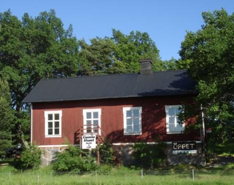 Gamla Huset Butik och Café